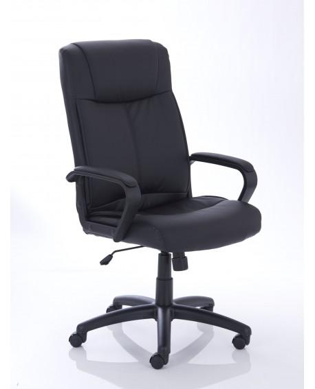 Precinct Bonded Leather Executive Chair