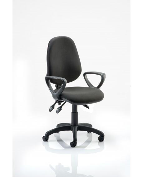 Eclipse Plus III Fabric Task Operator Chair