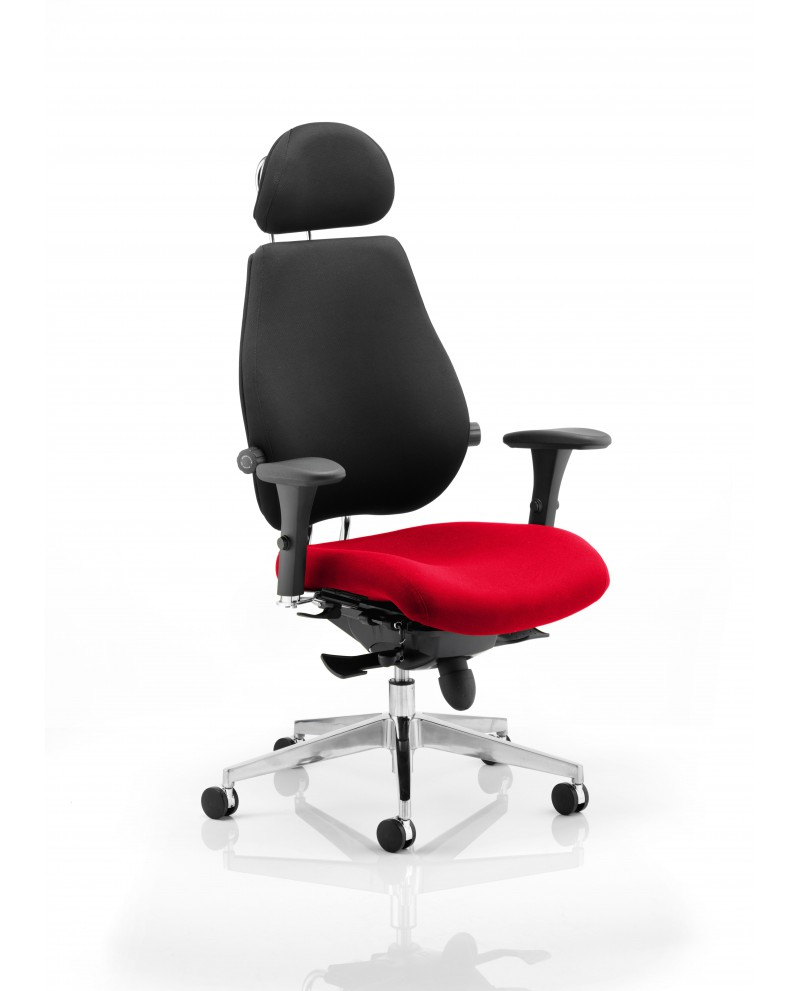 Chiro Plus Ultimate Bespoke Posture Chair Ofpdirect