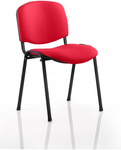 ISO Bespoke Stacking Chair (Min Order Qty X 4)
