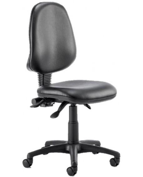 Eclipse III Vinyl Task Operator Chair