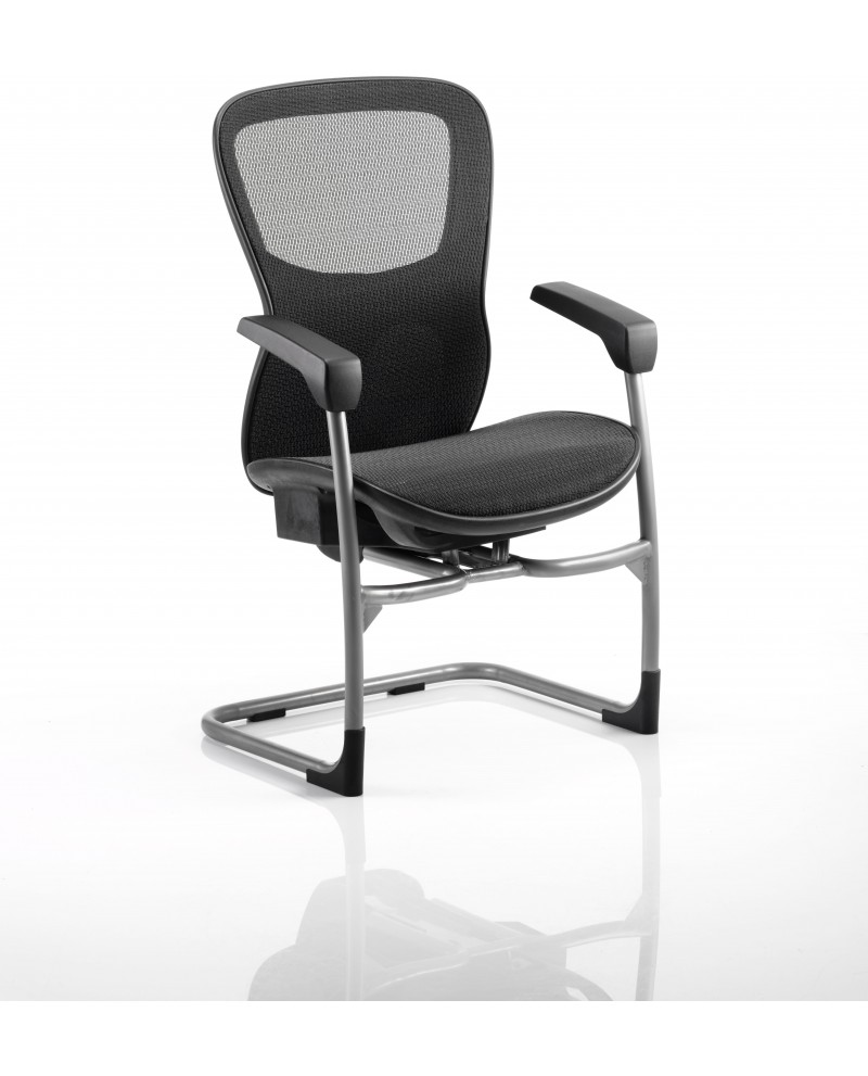 stealth visitor posture chair  ofpdirect