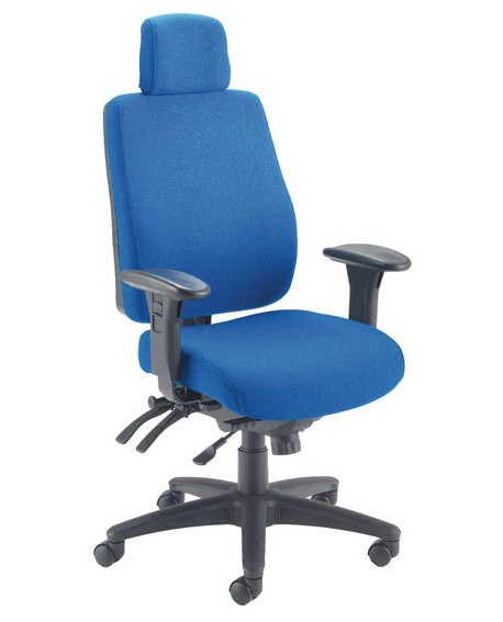 Avior Elbrus High Back Operator Chair
