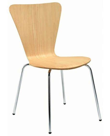 Arista Bistro Chairs (Pack of 4)