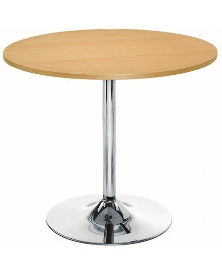 Arista Small Bistro Trumpet Table