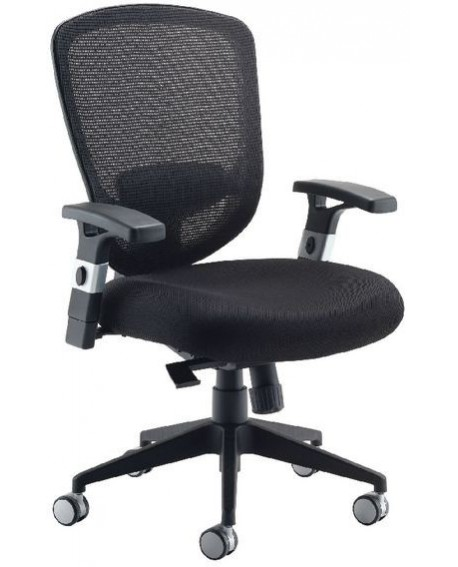 Arista High Back Mesh Task Chair with Arms