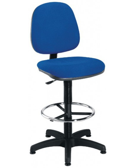 Jemini Medium Back Draughtsman Chair