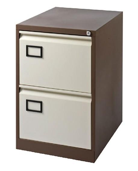 Jemini 2 Drawer Filing Cabinet