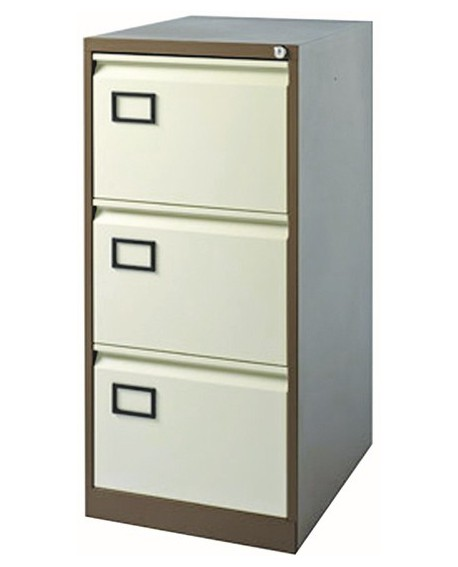 Jemini 3 Drawer Filing Cabinet