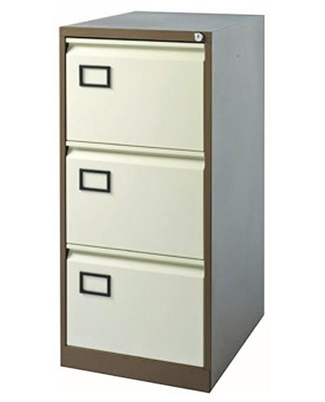 Jemini 3 Drawer Filing Cabinet