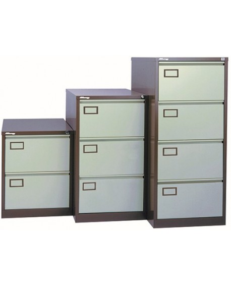 Jemini 4 Drawer Filing Cabinet