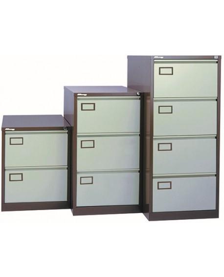 Jemini 4 Drawer Filing Cabinet