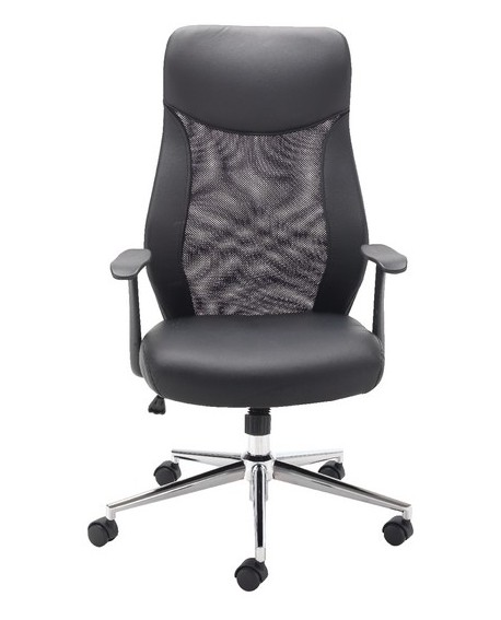 Jemini Mesh High Back Operator Chair