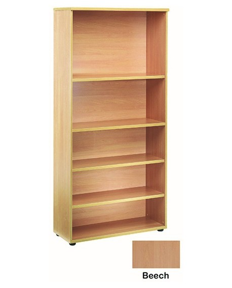 Jemini 4 Shelf 2000mm Bookcase