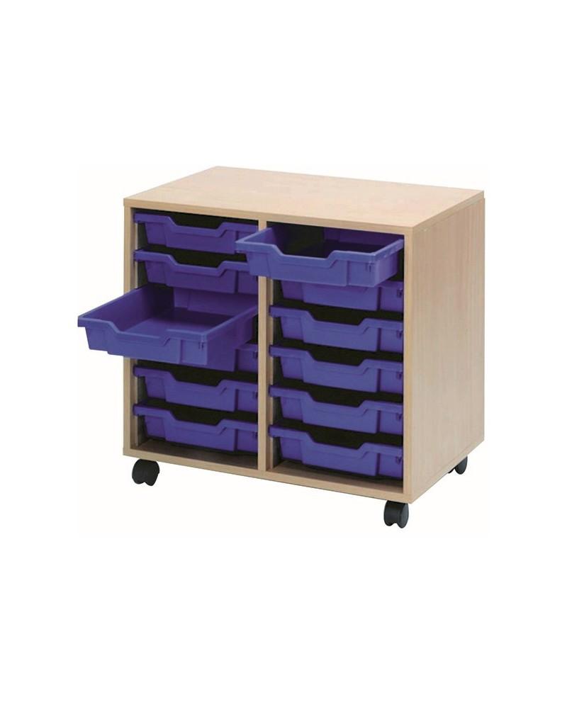 Jemini Mobile Storage Unit - OFPDirect