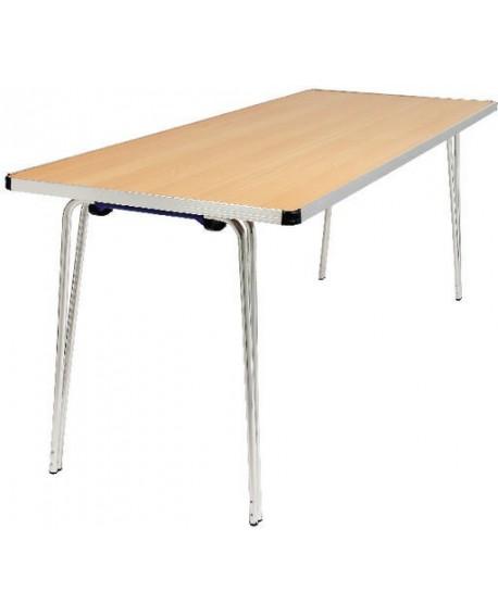 Jemini Aluminium Folding Table Rectangular