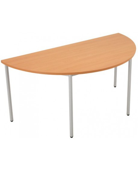 Jemini Semi-Circular Table