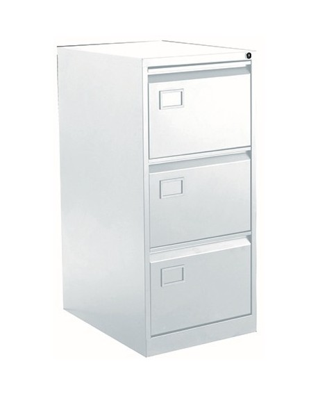 Bisley 3 Drawer Executive Filing Cabinet