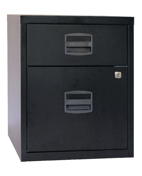 Bisley A4 2 Drawer Home Filer