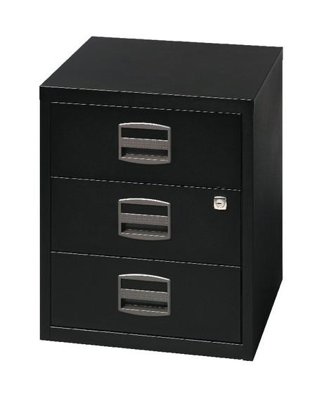 Bisley A4 3 Drawer Home Filer