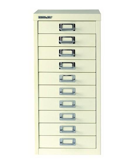 Bisley A4 10 Drawer Cabinet