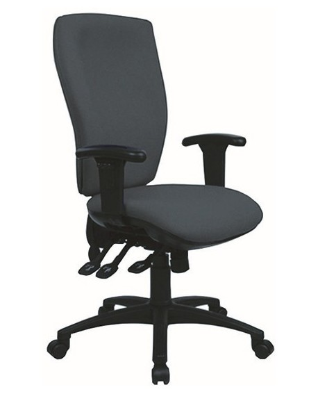 Cappela Deluxe Square High Back Posture Chair