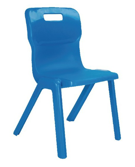 Titan Size 6 One Piece School Chair