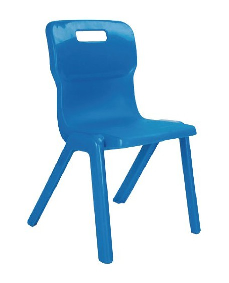 Titan Size 1 One Piece School Chair