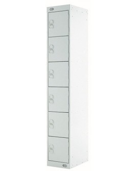 Express Standard 6 Door Locker