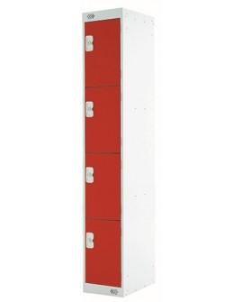 Express Standard 4 Compartments Locker