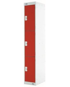 Express Standard 3 Compartments Locker