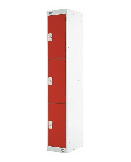 Express Standard 3 Compartments Locker