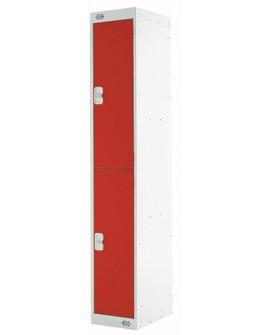Express Standard 2 Compartments Locker