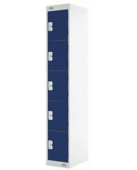 Five Compartment Locker