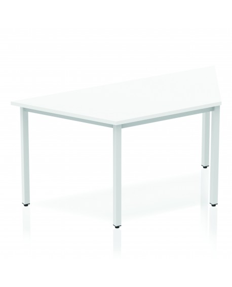 Impulse 1600mm Trapezium Table