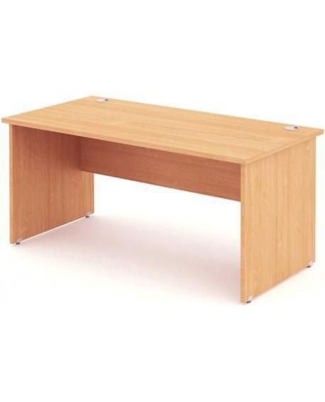 Impulse Panel Leg Rectangle Desk