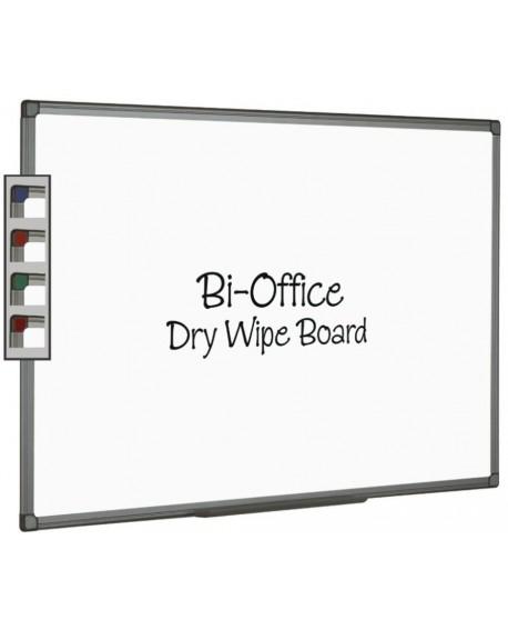 Bi-Office Aluminium Finish 900x600mm Drywipe Board MB0712186