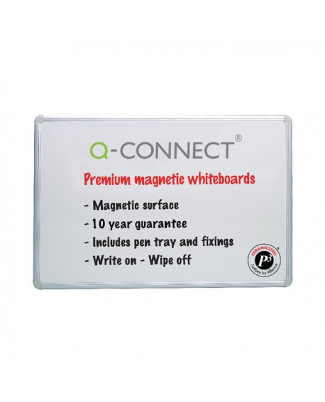 Q-Connect Magnetic Drywipe Board 1200x900mm KF04146