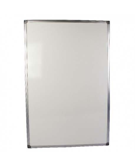 Q-Connect Aluminium Frame 900x600mm Whiteboard 54034621 KF37015