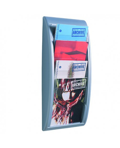 Fast Paper Quick Fit 4xA4 Wall Display System 4061.35
