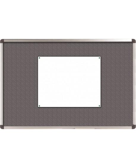 Nobo Grey Felt 900x600mm Classic Noticeboard 1900911