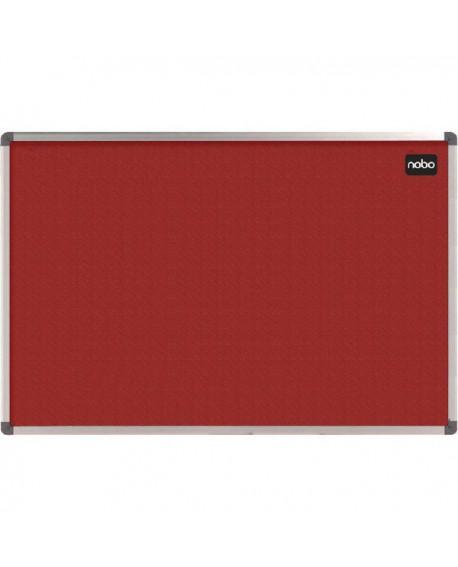 Nobo Red Felt 1200x900mm Classic Noticeboard 1902260