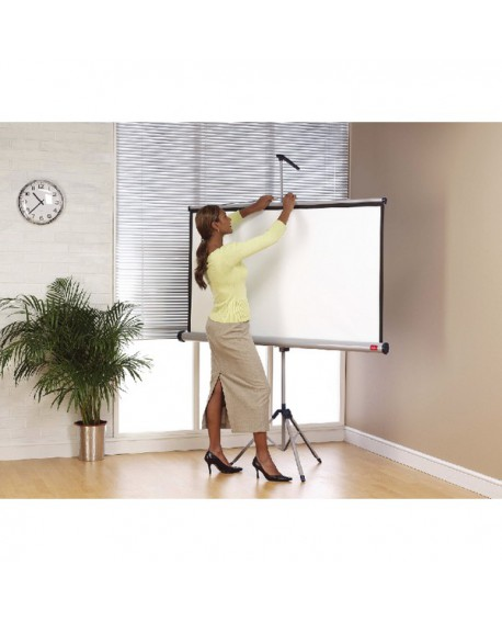 Nobo Tripod Screen 1750x1325mm 1902396