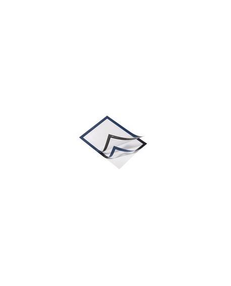 Duraframe A4 Dark Blue Magnetic Frame (Pack of 10) 4882/07