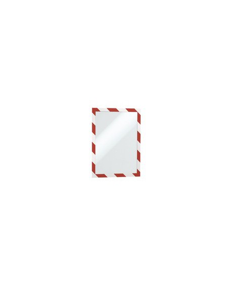 Durable Duraframe A4 Red/White (Pack of 2) 4944-132