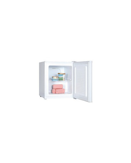 Igenix Counter Top Freezer With Lock - White 35L IG3751
