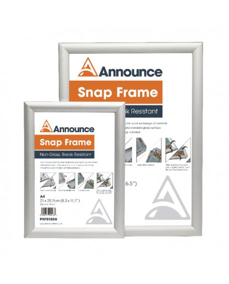 Announce A3 Snap Frame PHT01809