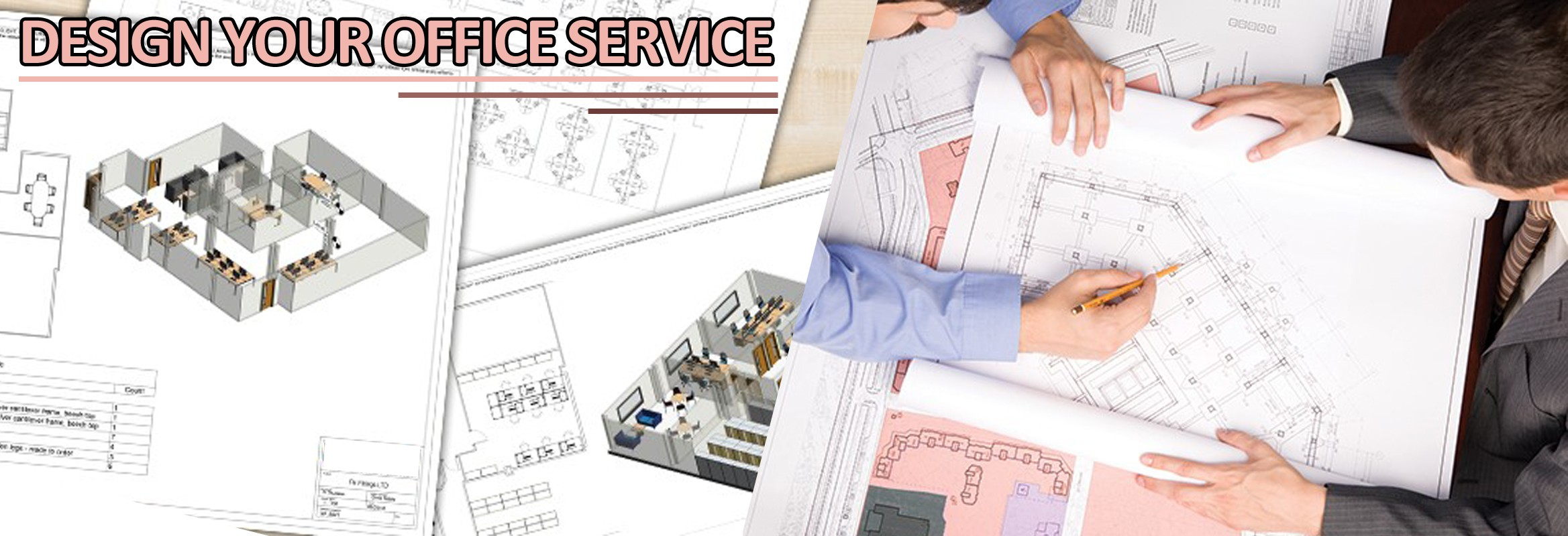 Design Your Office Service