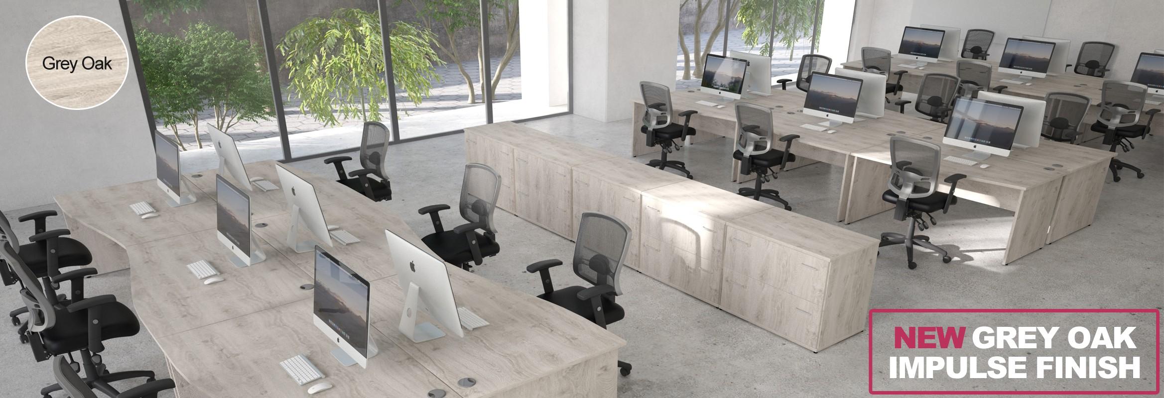 Impulse Grey Oak Furniture